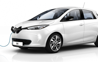 Premie voor elektrische wagens