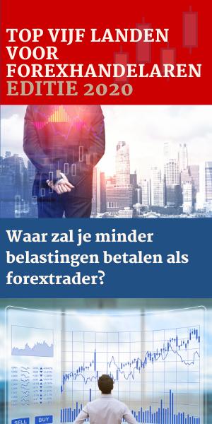 Top 5 Landen voor Forex Traders