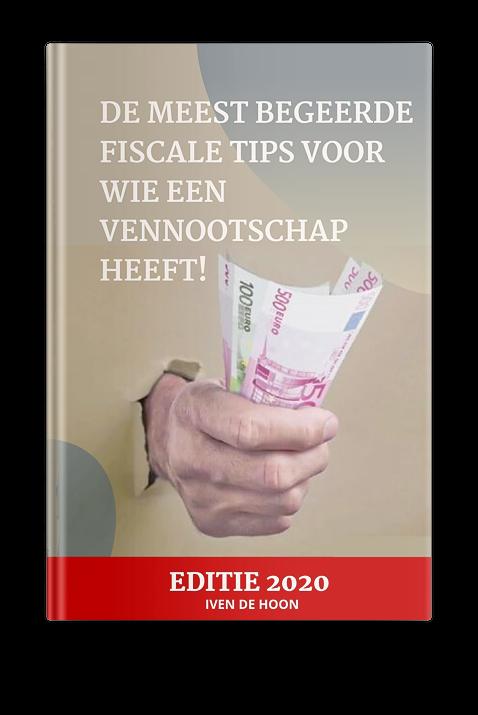 De meest begeerde fiscale tips voor wie een vennootschap heeft!