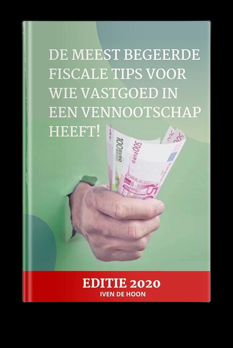 De meest begeerde fiscale tips voor wie vastgoed in een vennootschap heeft!
