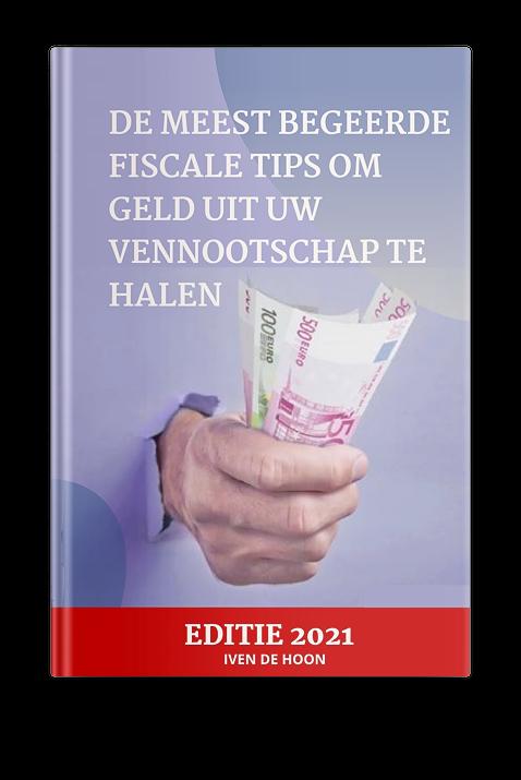 fiscale tips geld uit vennootschap halen