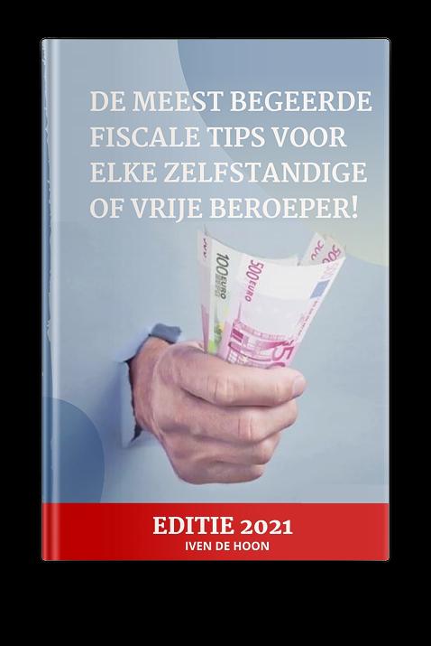 fiscale tips voor elke zelfstandige of vrije beroeper